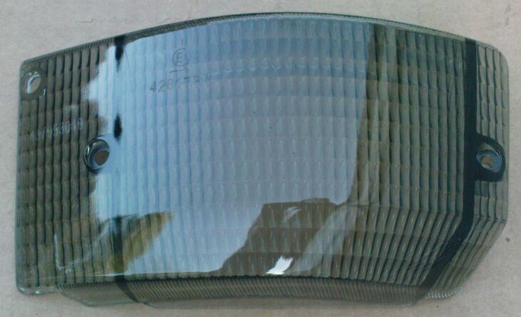 neu blinker blinklicht blinkleuchte audi 200 43 l glas schwarz kaufen bei. Black Bedroom Furniture Sets. Home Design Ideas